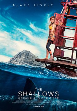 Instinct de survie - The Shallows - TRUEFRENCH TS MD