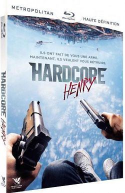 Hardcore Henry - MULTi (Avec TRUEFRENCH) BluRay 1080p