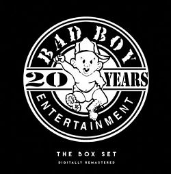 Various Artists-Bad Boy 20th Anniversary Box Set Edition