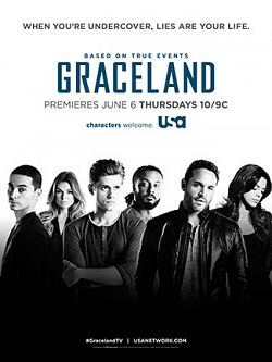 Graceland - Saison 03 FRENCH