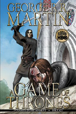 A Game Of Thrones - Tome 21