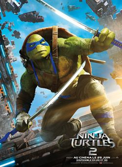 Ninja Turtles 2 - TRUEFRENCH HDRip MD