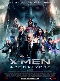 X-Men: Apocalypse [BDRIP TRUEFRENCH]