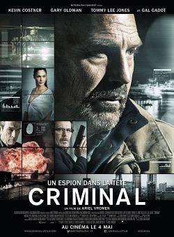 Criminal 2016 TRUEFRENCH BDRip x264
