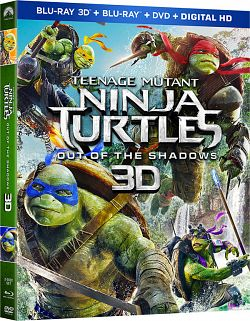 Ninja Turtles 2 - MULTi (Avec TRUEFRENCH) BluRay 1080p 3D