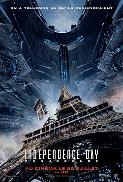 Independence Day 2 Resurgence 2016 FRENCH HDRip