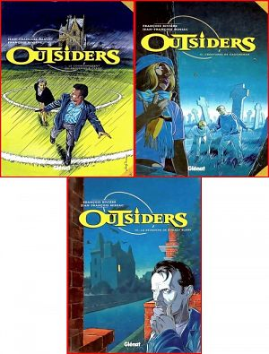 Outsiders tome 01 à 03