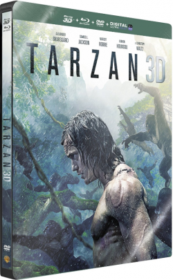 Tarzan - MULTi (Avec TRUEFRENCH) BluRay 1080p 3D
