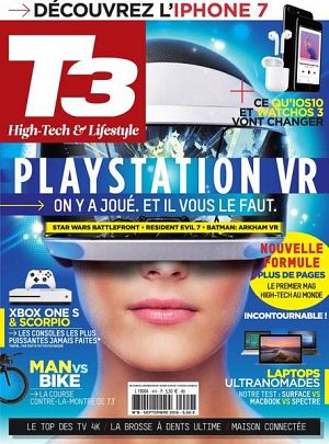 T3 HIGH TECH MAGAZINE N°9 - OCTOBRE/NOVEMBRE 2016