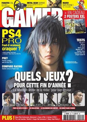 VIDEO GAMER N°46 - OCTOBRE 2016