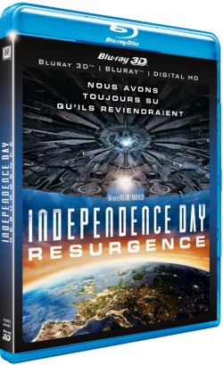 Independence Day : Resurgence - MULTi (Avec TRUEFRENCH) BluRay 1080p 3D