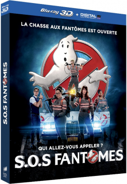 S.O.S. Fantômes - MULTi (Avec TRUEFRENCH) FULL BLURAY 3D