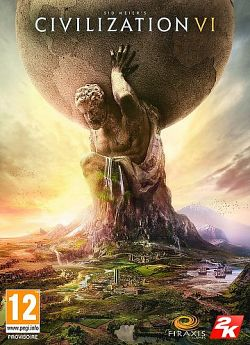 Sid Meier's Civilization VI - PC DVD