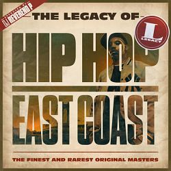 Various Artists-The Legacy of Hip Hop East Coast