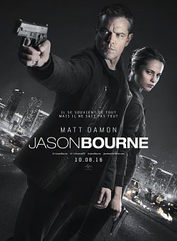 Jason Bourne - TRUEFRENCH HDRip MD