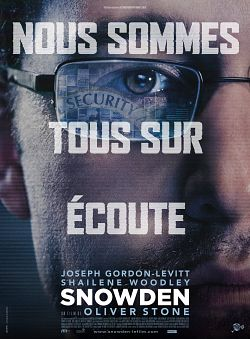 Snowden - TRUEFRENCH HDRip MD