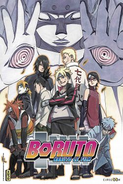Boruto Naruto The Movie 2015 MULTi BDRip x264