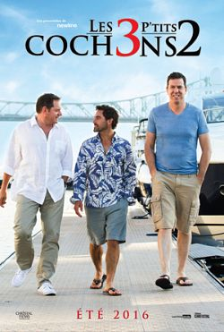 Les 3 Petits Cochons 2 2016 FRENCH DVDRip