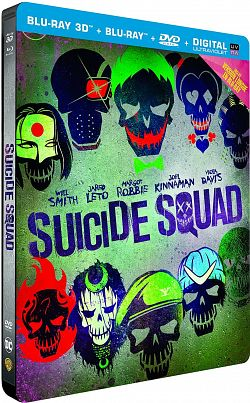 Suicide Squad - MULTi (Avec TRUEFRENCH) BluRay 1080p 3D