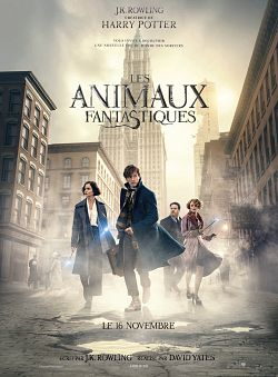 Les Animaux fantastiques  - TRUEFRENCH HDTS MD