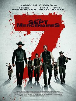 The Magnificent Seven 2016 FRENCH BDRip