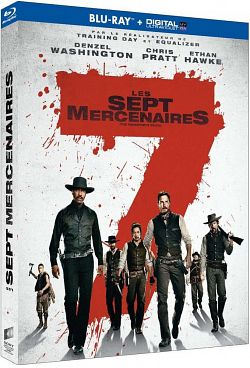 Les 7 Mercenaires - FRENCH BluRay 720p