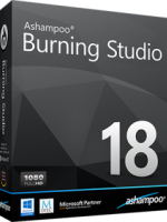 Ashampoo Burning Studio 18.0.8.1 Multilingual