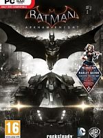 Batman: Arkham Knight - PC DVD