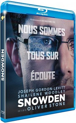 Snowden  - MULTi (Avec TRUEFRENCH) BluRay 1080p