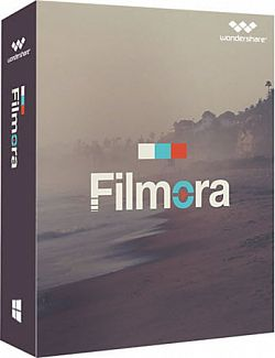 WonderShare Filmora (Video Editor)