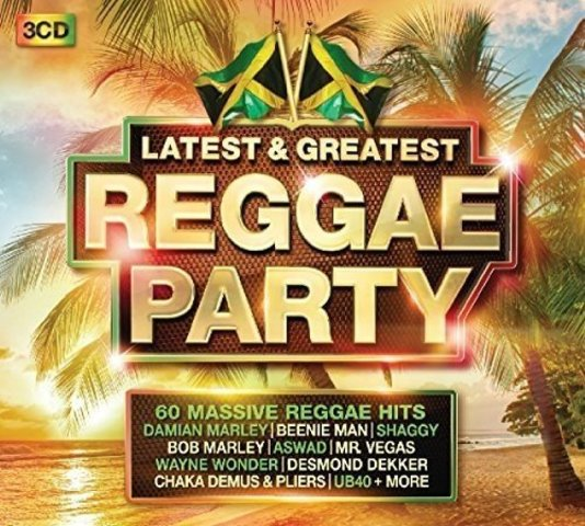 VA – Latest & Greatest Reggae Party