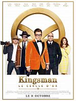 Kingsman : Le Cercle d'or  - TRUEFRENCH BluRay 720p