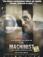 The Machinist - FRENCH (Avec TRUEFRENCH) BluRay 1080p x265