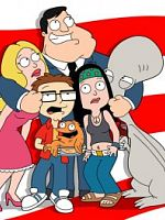 American Dad! - Saison 15 FRENCH 720p