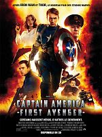 Captain America : First Avenger - TRUEFRENCH BluRay 1080p x265