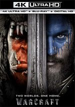 Warcraft : Le commencement - MULTI TRUEFRENCH 4K UHD
