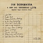 Joe Bonamassa - A New Day Yesterday: Live