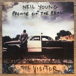 Neil Young & Promise of the Real-The Visitor