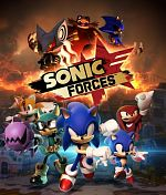 Sonic Forces - PC DVD