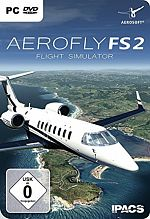 Aerofly FS 2 Flight Simulator - PC DVD