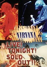 Musique - Nirvana - Live Tonight Sold Out