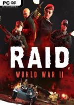 RAID World War II - PC DVD
