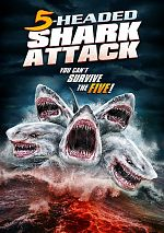 5 Headed Shark Attack - VOSTFR