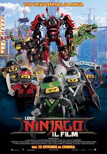 affiche film LEGO Ninjago : Le Film en streaming