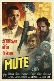 voir film Mute film streaming