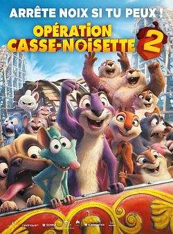 The Nut Job 2 Nutty By Nature 2017 TRUEFRENCH BDRip