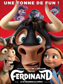 affiche film Ferdinand en streaming