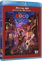 Coco  - MULTi (Avec TRUEFRENCH) BluRay 1080p 3D