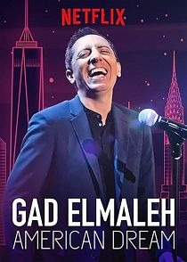 affiche film Gad Elmaleh: American Dream en streaming