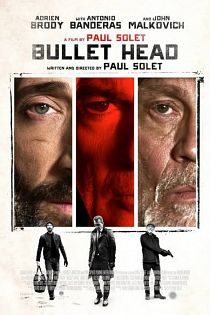 voir film Bullet Head film streaming